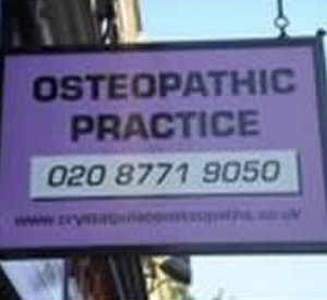 crystal palace osteopaths acupuncture massage south east london