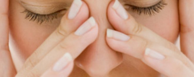 Congested sinuses and blocked ears can be helped by osteopathy.