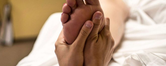5 Health Benefits Of Reflexology